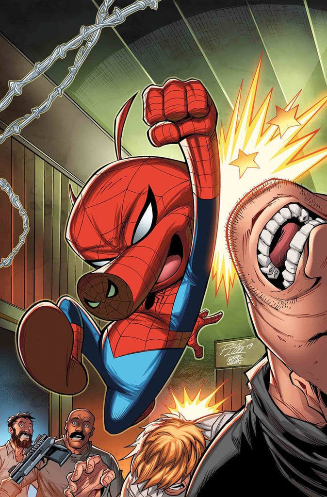 SPIDER-MAN ANNUAL #1 - FEATURING SPIDER-HAM Collector's Pack Pre-order
