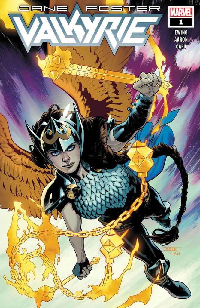 VALKYRIE #1 Collector's Pack Pre-order