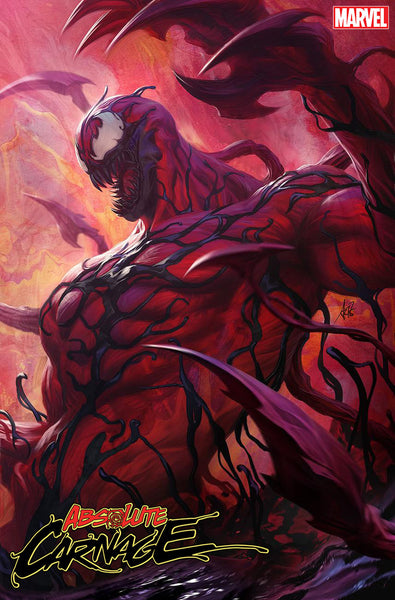 ABSOLUTE CARNAGE #1 Collector's Pack Pre-order