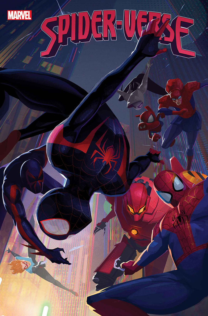 SPIDER-VERSE #1 Collector's Pack Pre-order