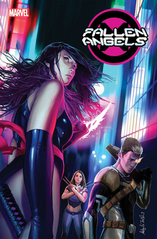 FALLEN ANGELS #1 Collector's Pack Pre-order