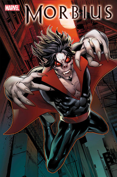 MORBIUS #1 Collector's Pack Pre-order