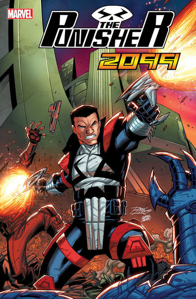 PUNISHER 2099 #1 Collector's Pack Pre-order