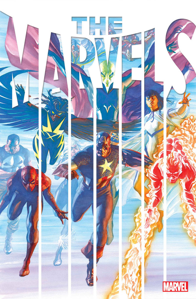 THE MARVELS #1 Collector's Pack Pre-order