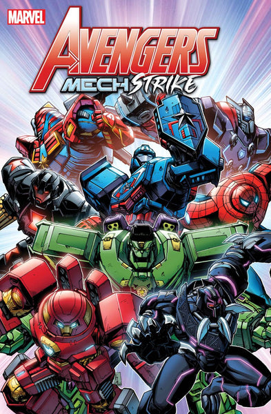 AVENGERS MECH STRIKE #1 Collector's Pack Pre-order