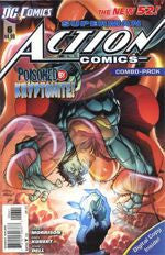 ACTION COMICS #6 combo pack variant