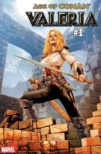 AGE OF CONAN VALERIA #1 Collector's Pack Pre-order