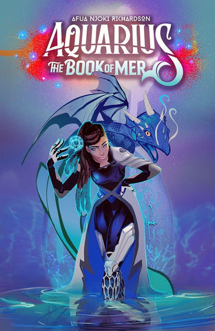 AQUARIUS THE BOOK OF MER #1 PRE-ORDER
