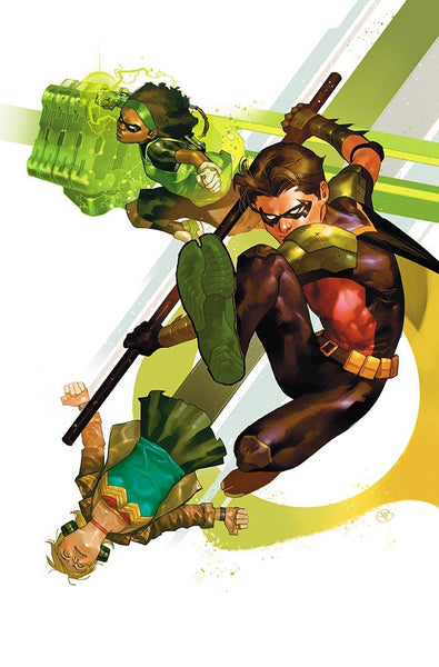 YOUNG JUSTICE #1 Collector's Pack Pre-order