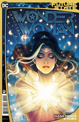 IMMORTAL WONDER WOMAN #2 Collector's Pack Pre-order