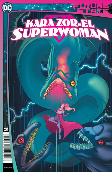 KARA ZOR-EL SUPERWOMAN #2 Collector's Pack Pre-order