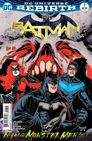 BATMAN (REBIRTH) #7