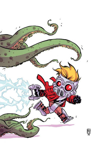 LEGENDARY STAR LORD #1 YOUNG VARIANT