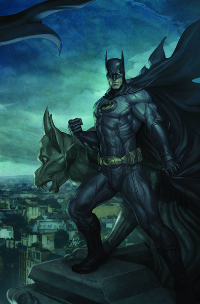 ARTGERM - Batman Covers