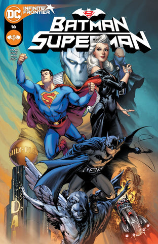 BATMAN SUPERMAN #16 PRE-ORDER