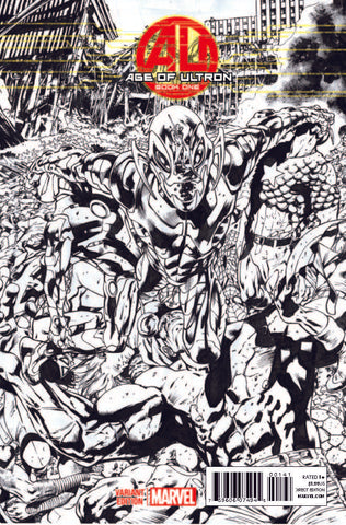 AGE OF ULTRON #1 - 1:100 SKETCH VARIANT