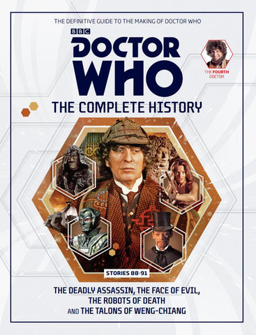 DOCTOR WHO COMPLETE HISTORY VOL 14