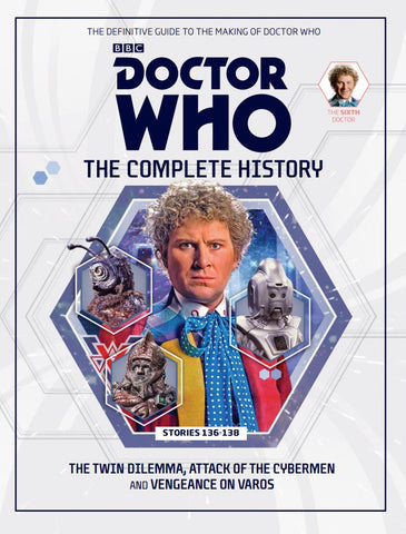 DOCTOR WHO COMPLETE HISTORY VOL 18