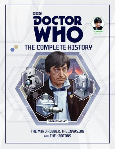DOCTOR WHO COMPLETE HISTORY VOL 8