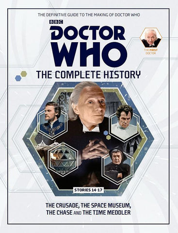 DOCTOR WHO COMPLETE HISTORY VOL 11