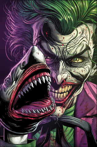 BATMAN THREE JOKERS #1 2nd Print Pre-order