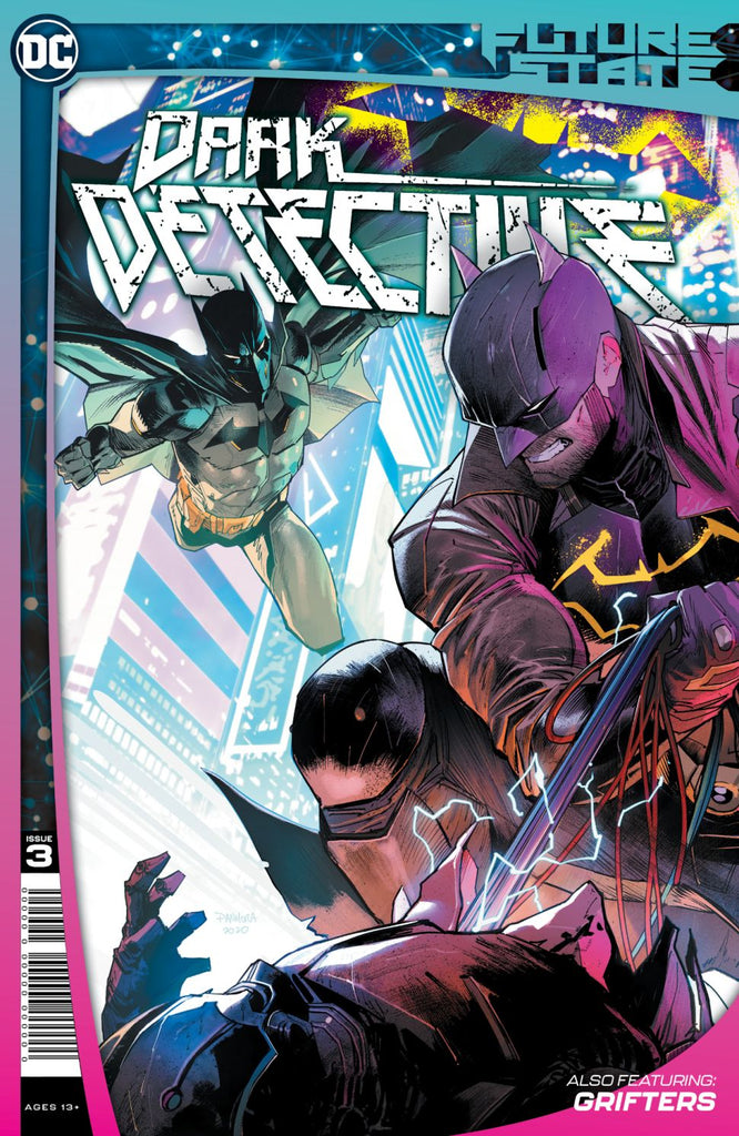Dark Detective #3 Collector's Pack Pre-order