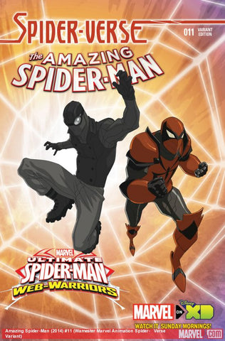 Amazing Spider-Man #11 ANMN ANIMATION Variant