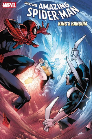 GIANT-SIZE AMAZING SPIDER-MAN KING'S RANSOM #1 PRE-ORDER