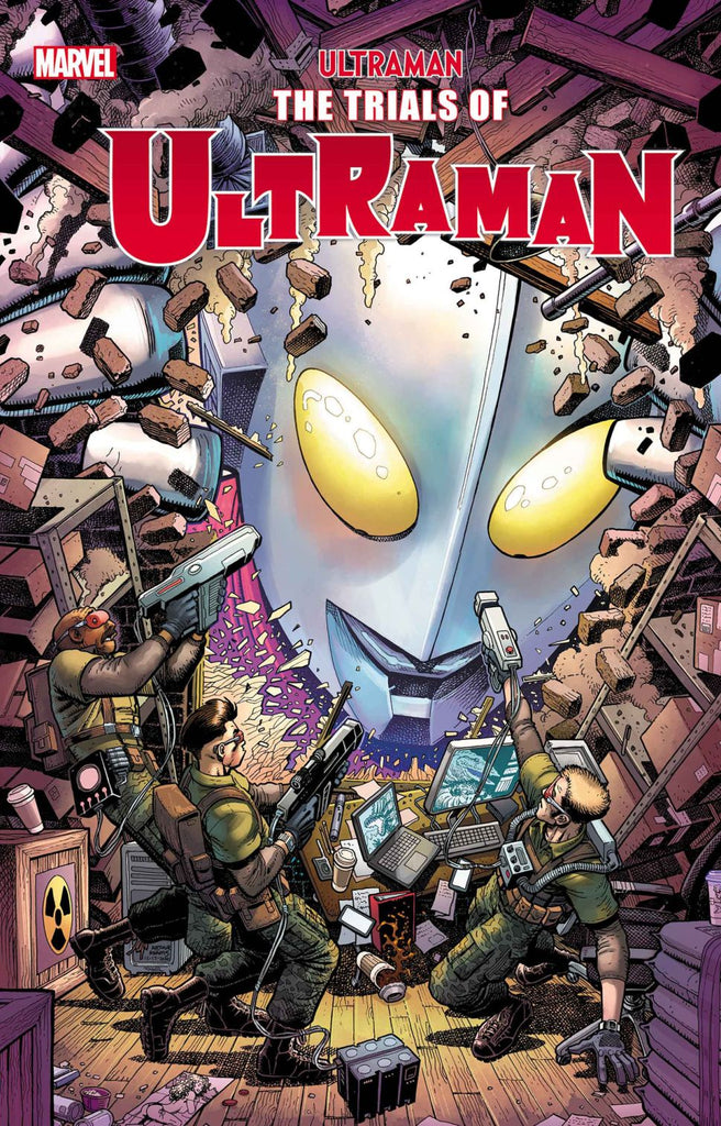 THE TRIALS OF ULTRAMAN #2 PRE-ORDER