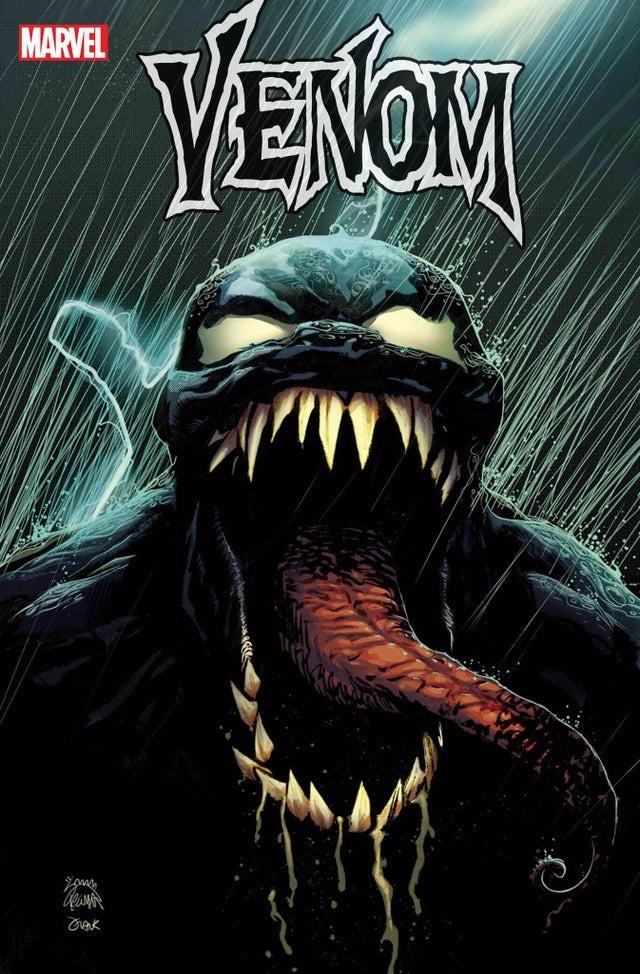 Venom #27 STEGMAN Variant - 1st Appearance of Codex
