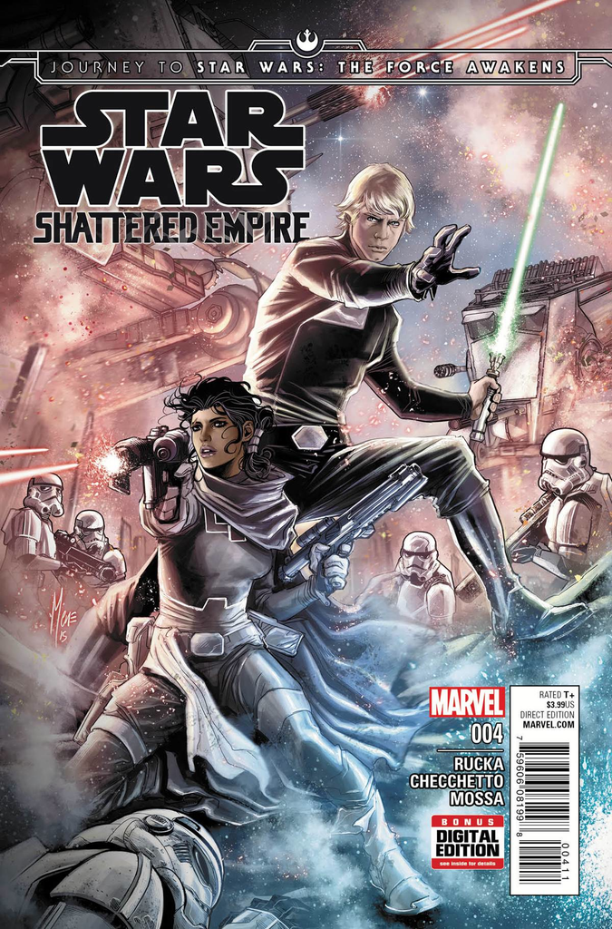STAR WARS JOURNEY TO THE FORCE AWAKENS #4 (OF 4)