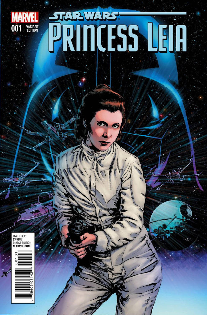 PRINCESS LEIA #1 (OF 5) GUICE VARIANT