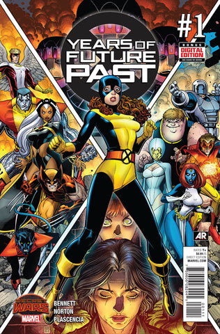 X-Men Years of Future Past #1