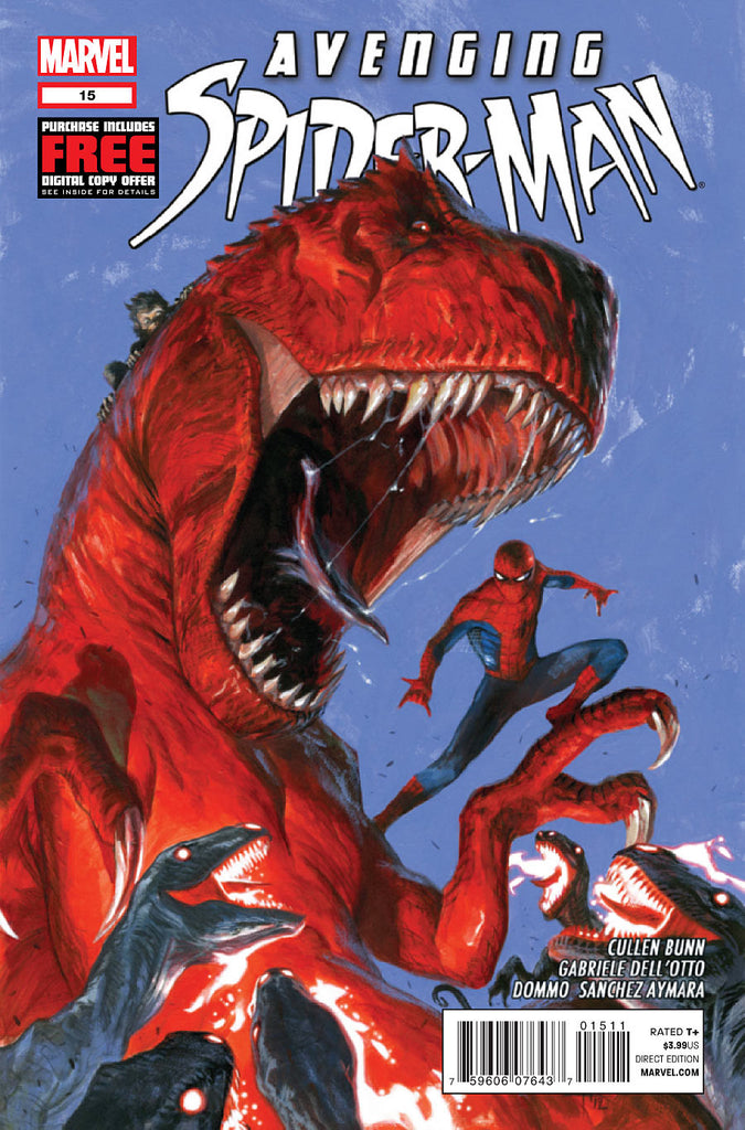 Avenging Spider-Man #15