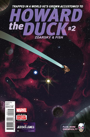 Howard The Duck #2 ANAD