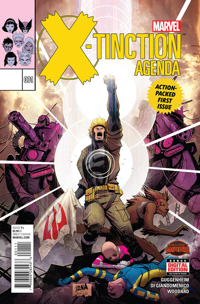 X-Men X-Tinction Agenda #1 SW