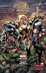 AGE OF ULTRON #1 FOIL COVER