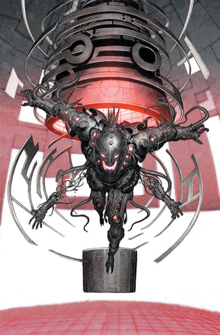 AGE OF ULTRON #3 1:25 HE KIM ULTRON VARIANT
