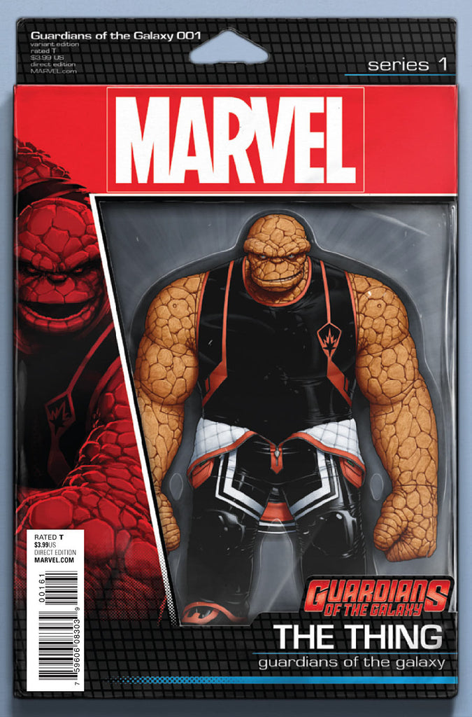 GUARDIANS OF THE GALAXY #1 ACTION FIGURE VARIANT