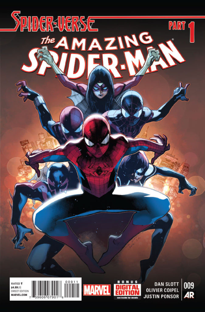 Amazing Spider-Man #9 ANMN