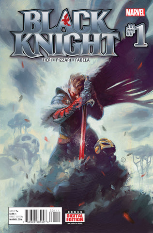 Black Knight #1 ANAD