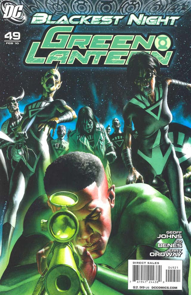 GREEN LANTERN #49 Variant Cover