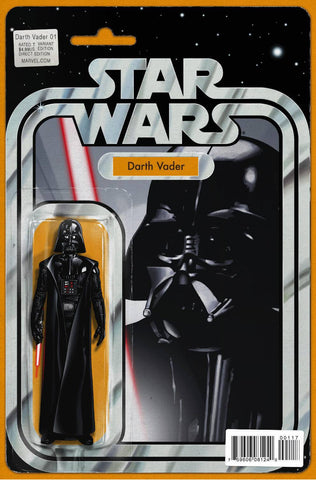 DARTH VADER #1 ACTION FIGURE VARIANT