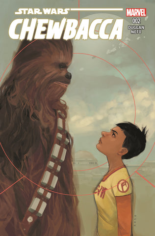 STAR WARS: CHEWBACCA #2