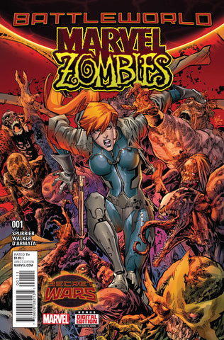Marvel Zombies #1 SW