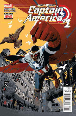Sam Wilson Captain America #1