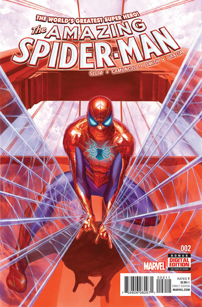 Amazing Spider-Man #2 ANAD