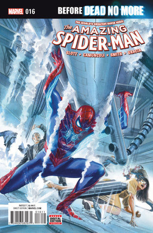 Amazing Spider-Man #16 ANMN
