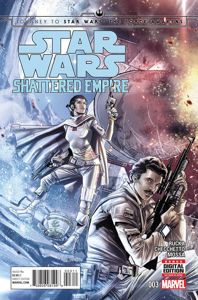 STAR WARS JOURNEY TO THE FORCE AWAKENS #3 (OF 4)
