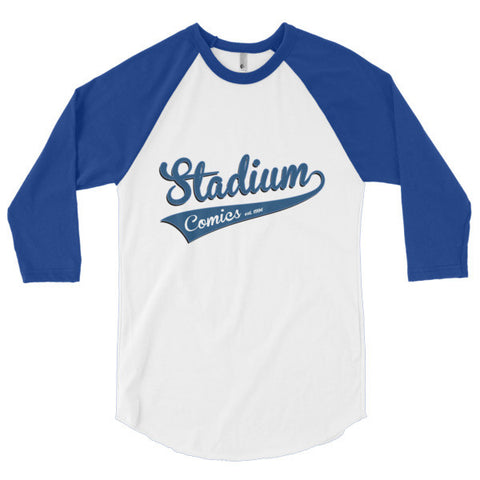 Stadium Comics Baseball-style Shirt